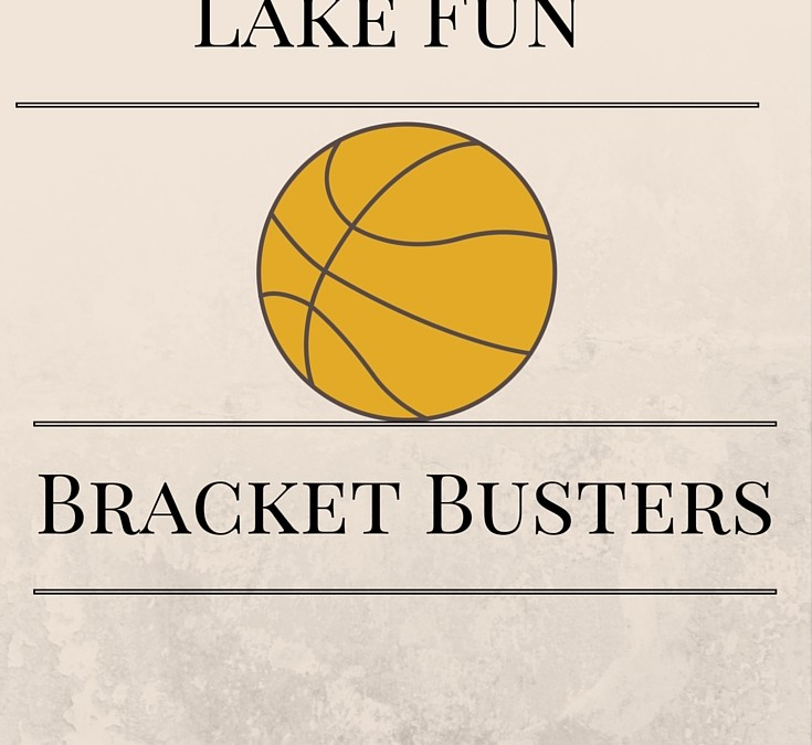 Lake Fun March Madness Bracket Buster