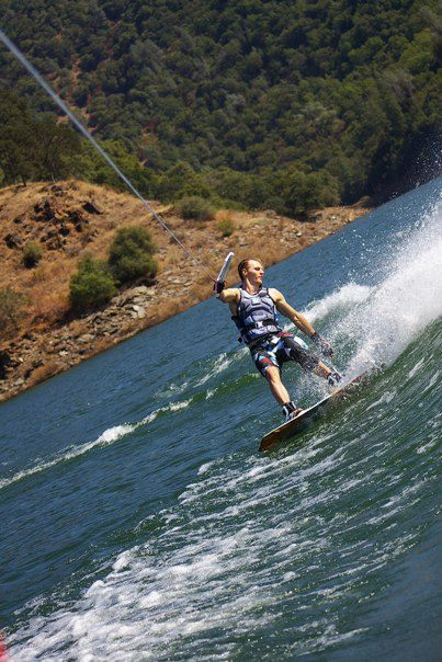Wakeboarding for beginners