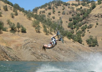Lake Wakeboarding
