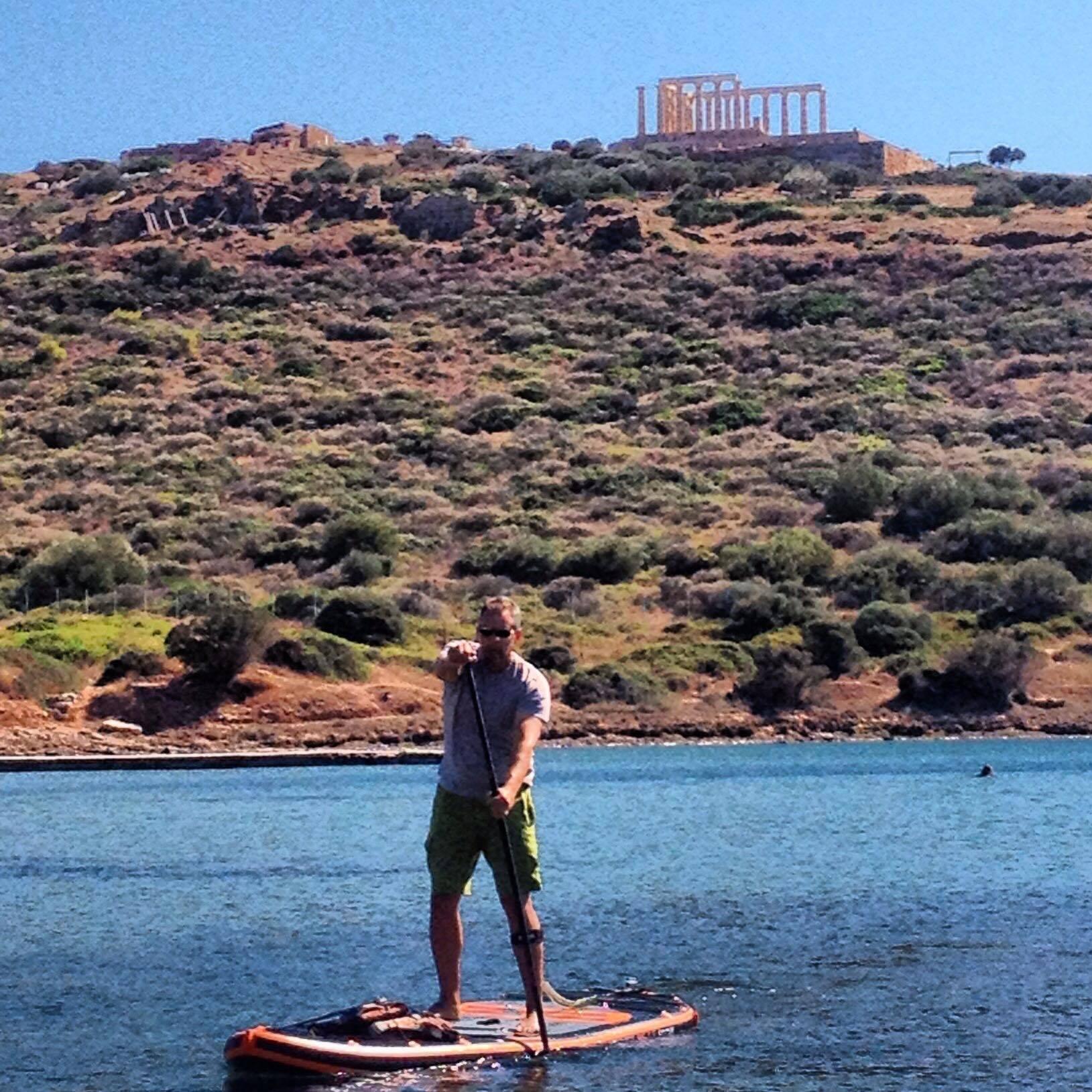 Paddleboard Balance