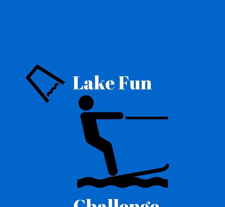 Lake Fun Book, Lake Fun, Lake Fun Video, Lake Fun Challenge Book, Lake Fun Book