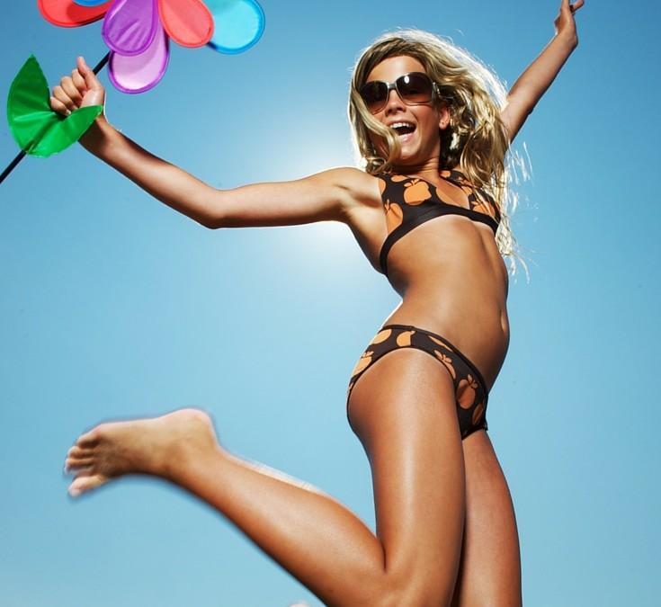 Spring Break Bikinis on a Budget