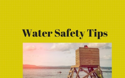 Top Water Safety Books for 2017